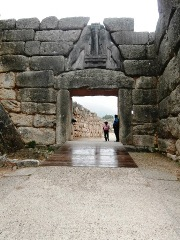 Mycenae and the lost civilization, Greece