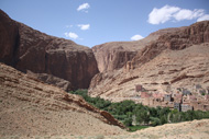 Tinghr and Dades Valley